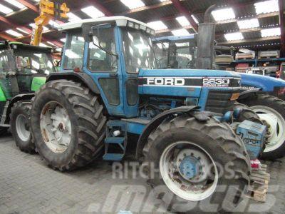 Ford 8630, 1991, Traktorer