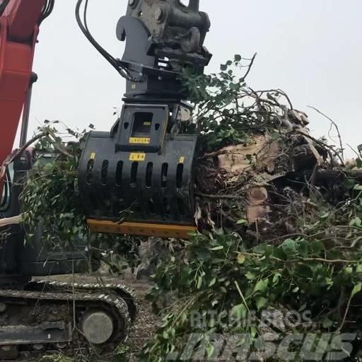 MB Crusher Sorting Grapple MB G-900