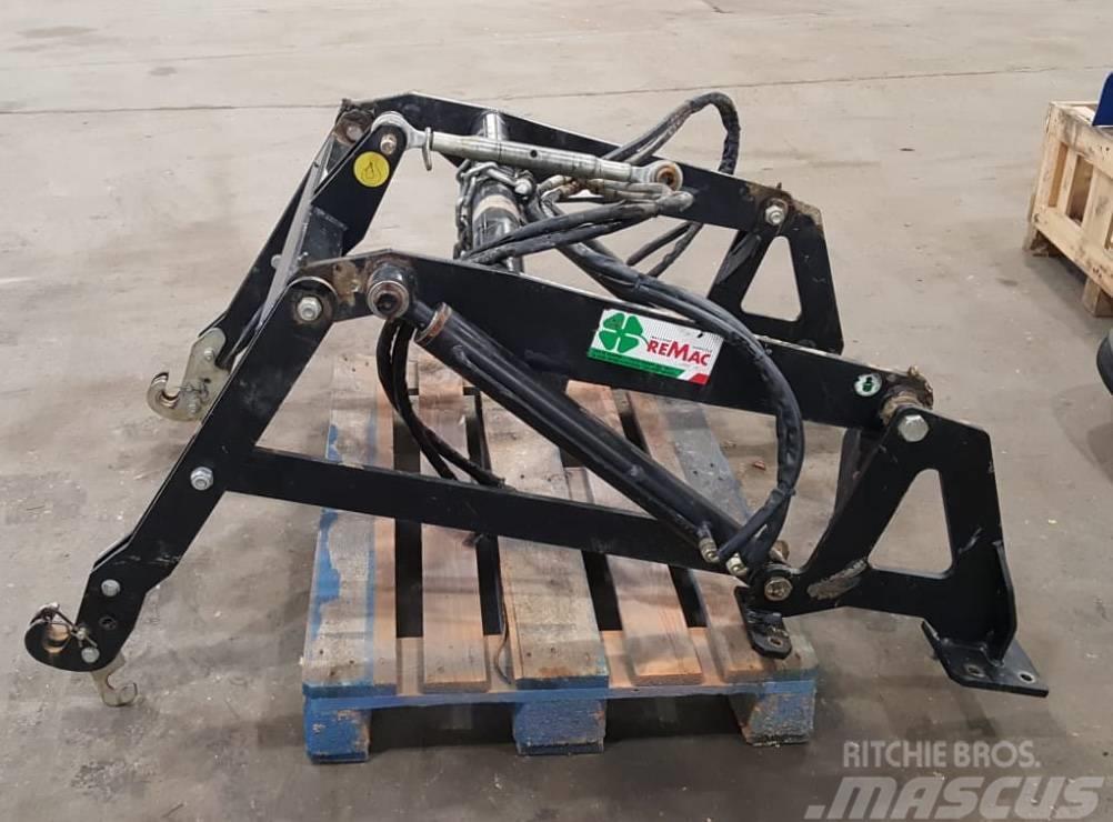 Remac hydraulische bok
