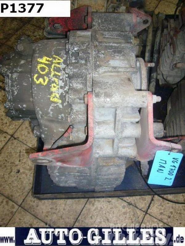 Man G 1700-2 ZVA MAN G1700-2 Verteilergetriebe