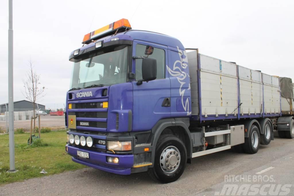 Scania R124GB6X2NA470
