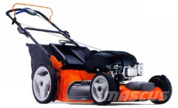 husqvarna lawn mower r53 svl baujahr 2011 handgef hrte. Black Bedroom Furniture Sets. Home Design Ideas