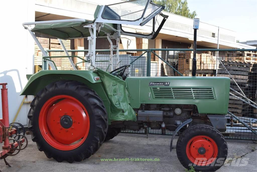 fendt 2 farmer preis gebrauchte traktoren. Black Bedroom Furniture Sets. Home Design Ideas
