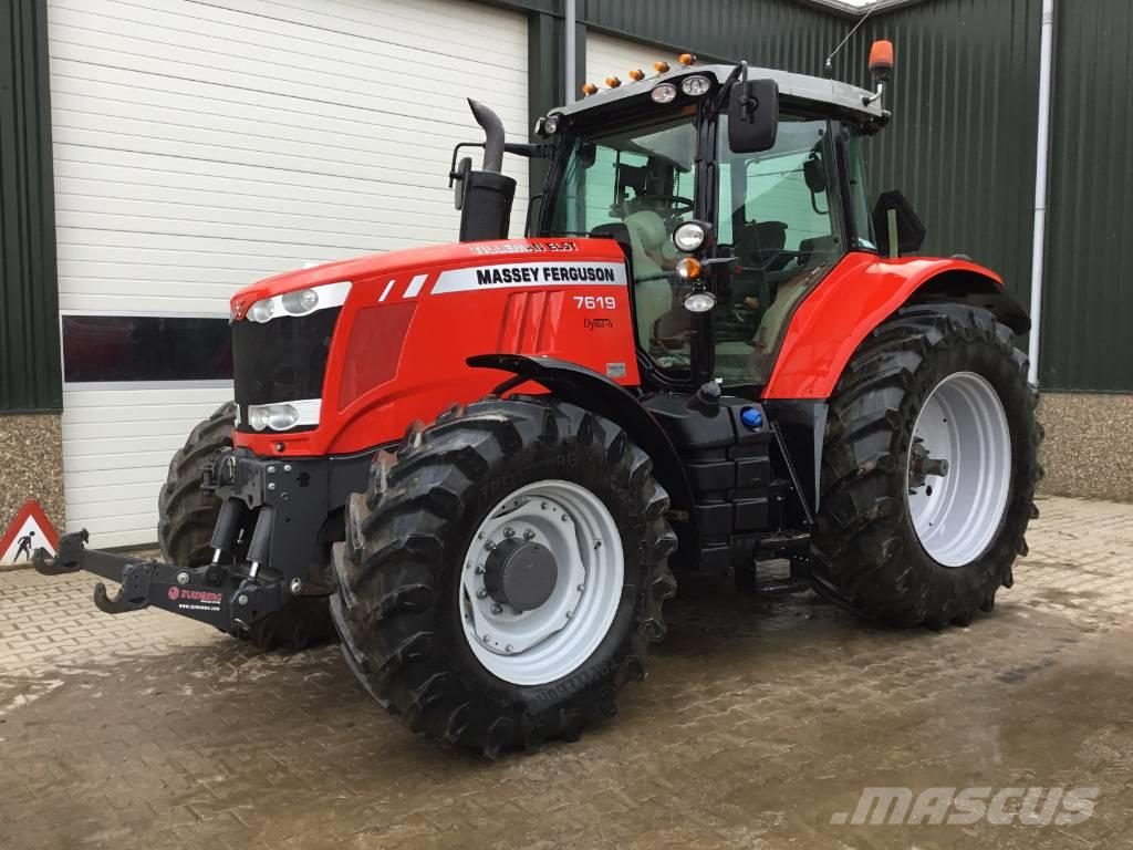 Massey Ferguson 7619 Dyna6 Tractor