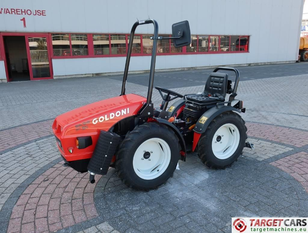 Goldoni Base 20SN Diesel 4WD Tractor 20.4HP NEW UNUSED