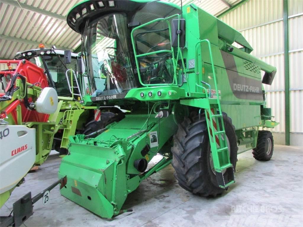 Deutz-Fahr 5660 HTS Typ 6128