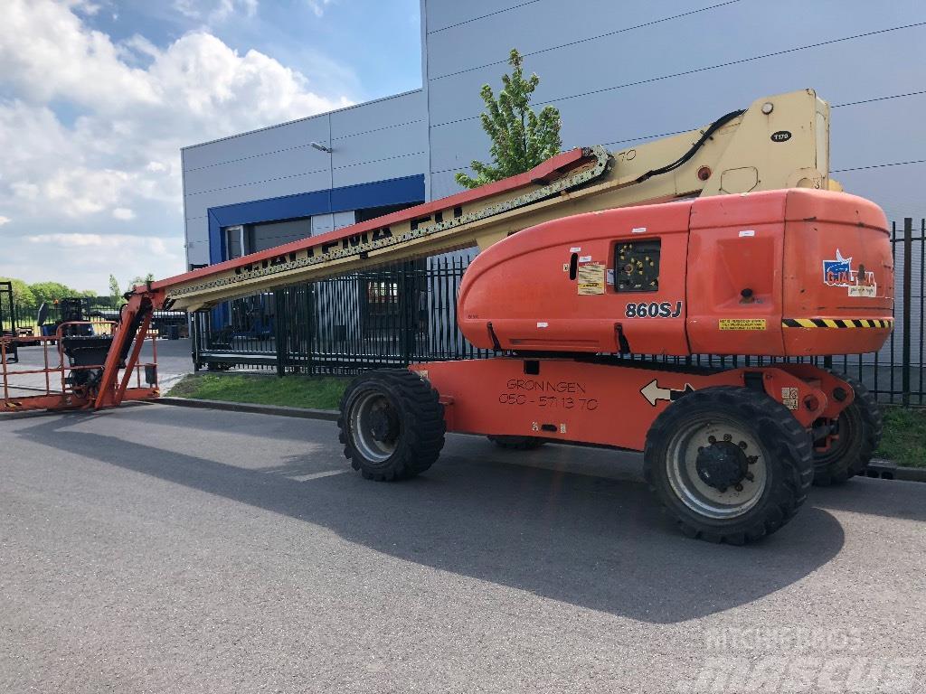 JLG 860 SJ Hoogwerker