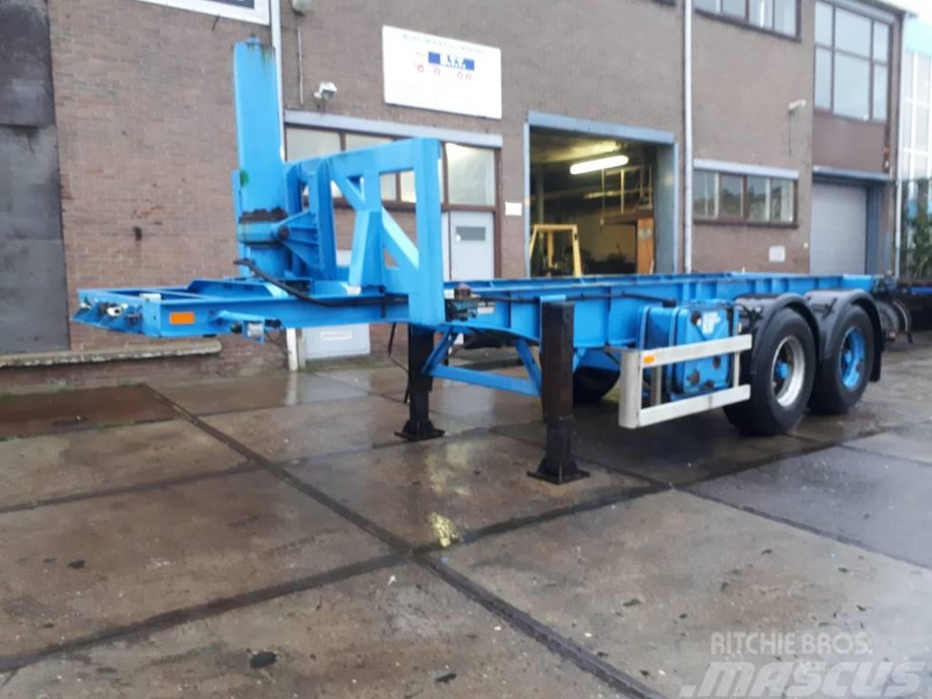 Desot 20 ft. kip chassis