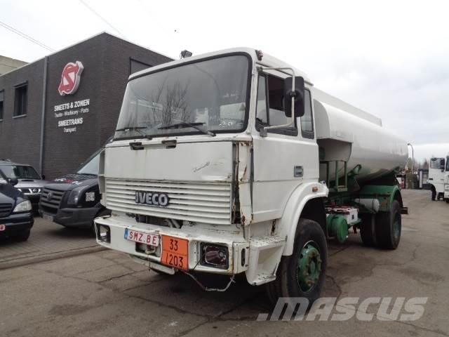 Iveco 190.24 14000L 4 compartments