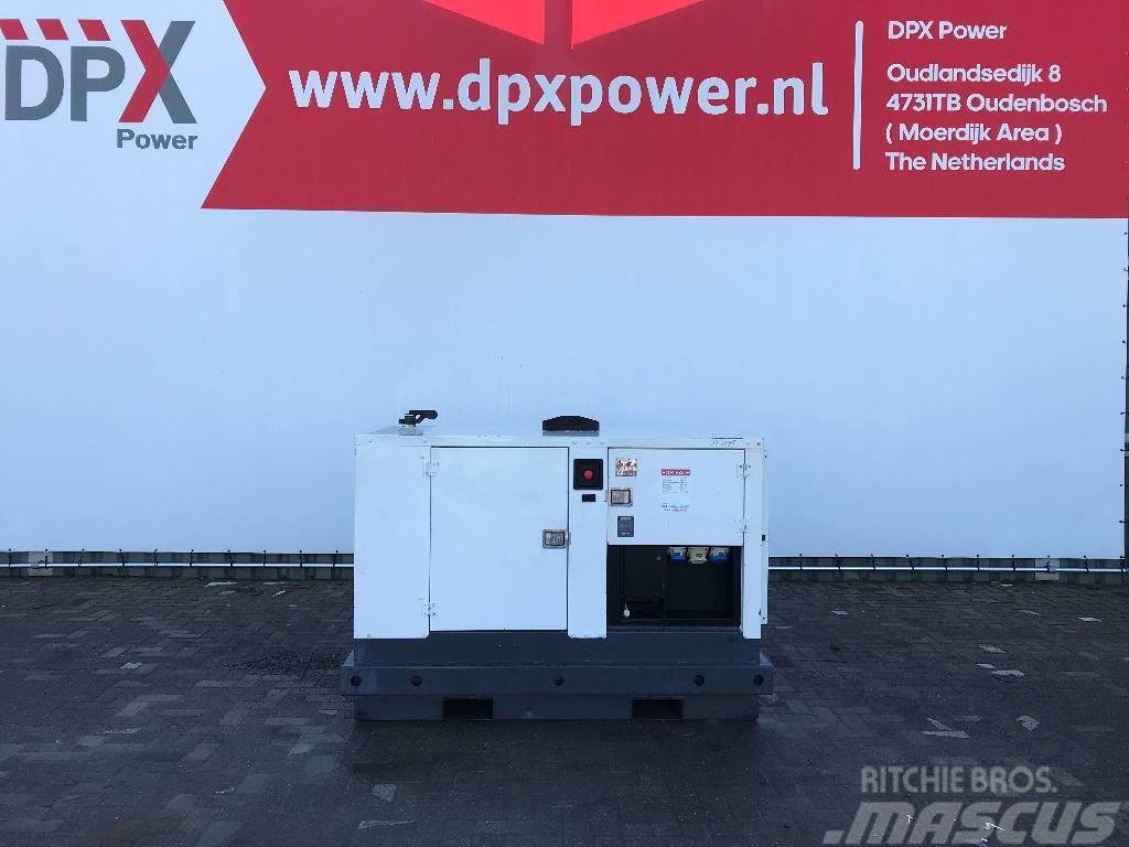 Iveco 8035 E15 - 33 kVA Generator - DPX-11175