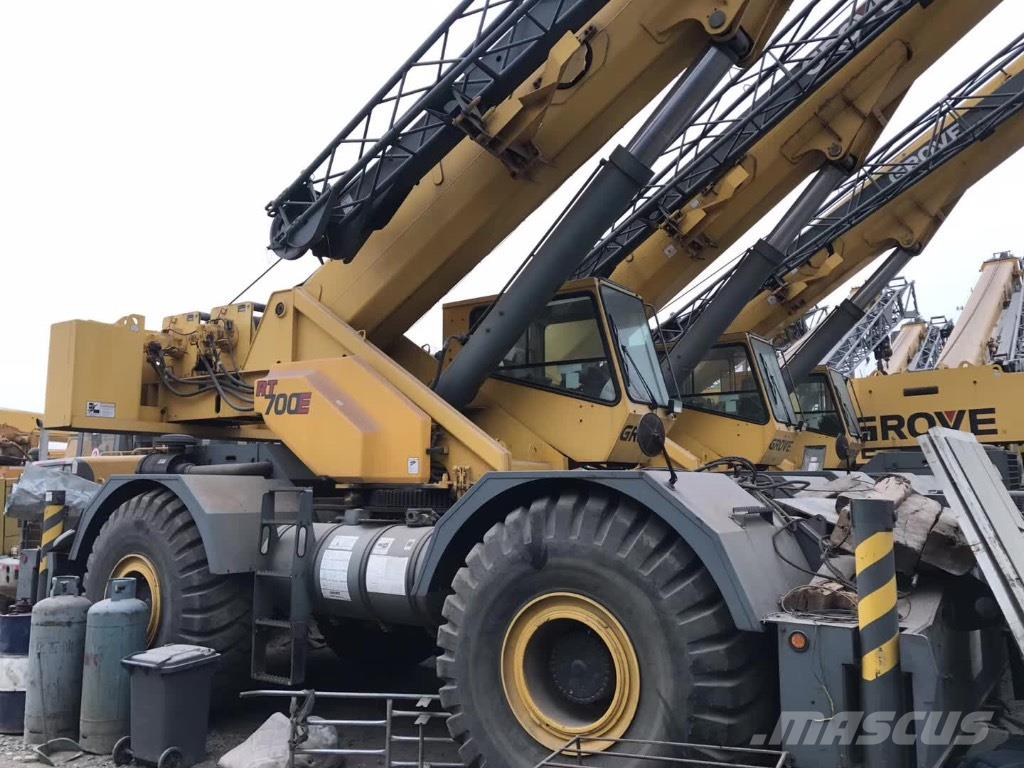 Grove RT 700 E (10 unit for sale )