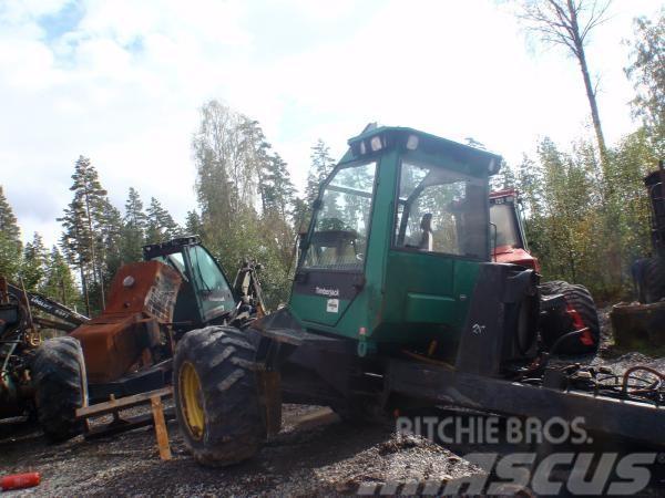Timberjack 870 Demonteras
