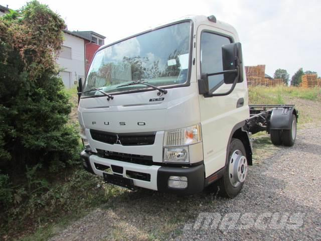 Fuso Canter 7 C 18 Fahrgestell