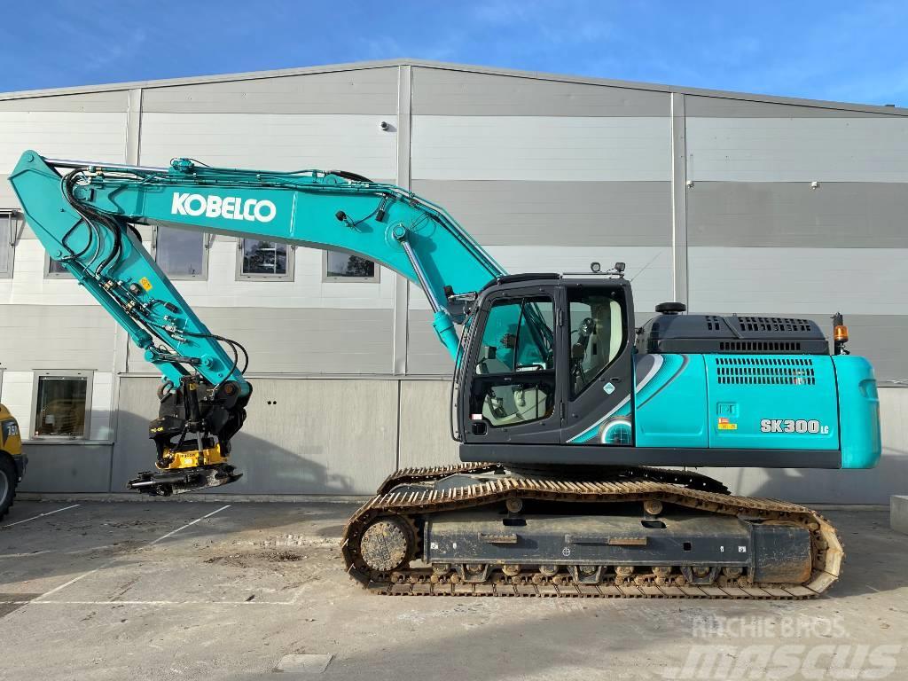 Kobelco SK 300 LC-10 LEICA