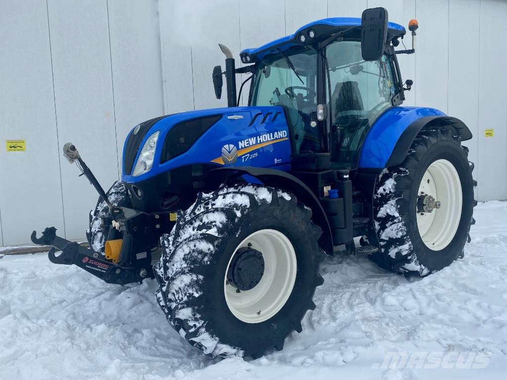 New Holland T7.225 AC