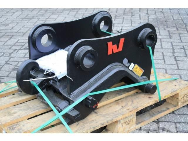 Verachtert Hydraulic Quick Coupler CW 40 H.4.N.