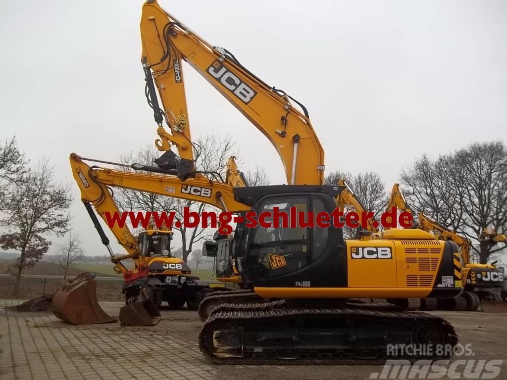 JCB JS 210 LC T4i - Demo