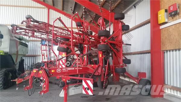 Lely 915 CD Vario, Windrowers