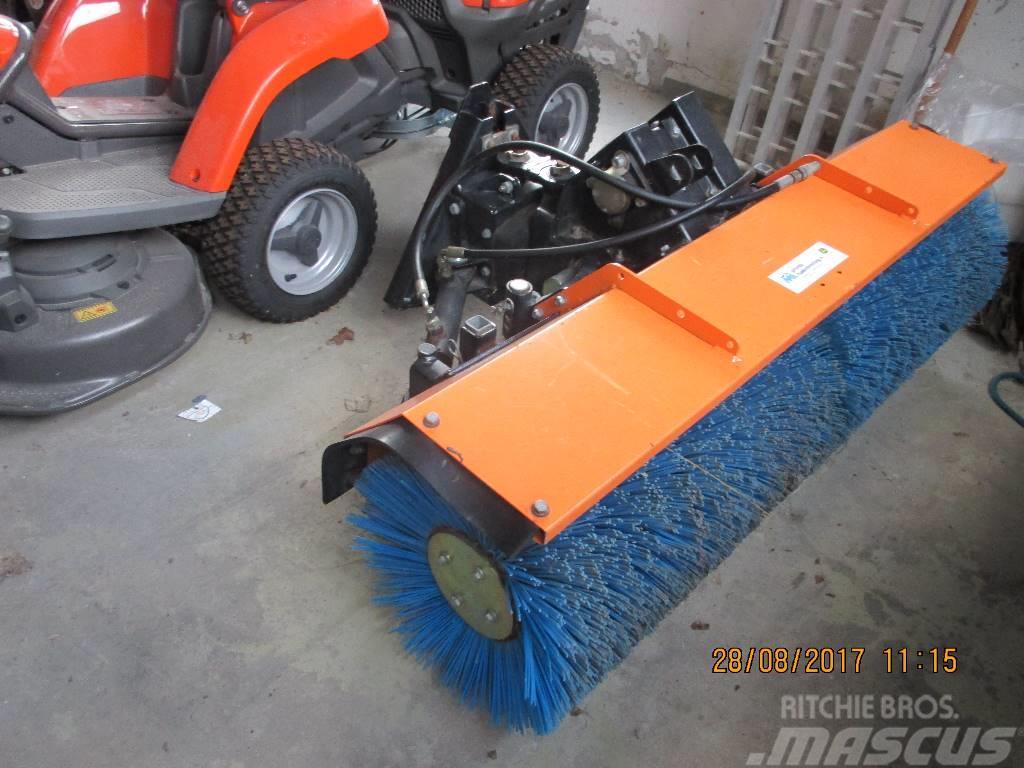 Hydromann 1300 fejemaskine, Outros limpa-neves e máquinas de limpeza viária