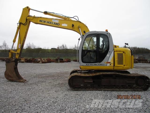 New Holland KOBELCO E135SR