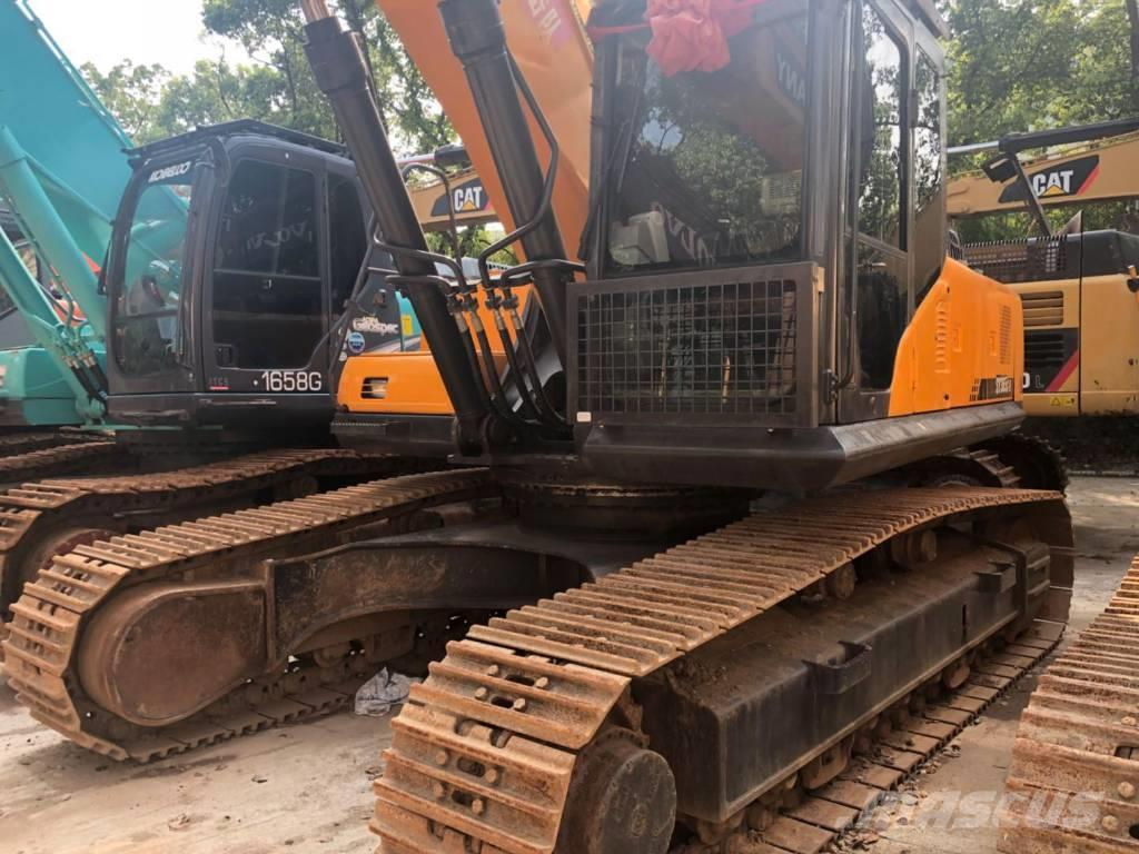 Sany SY 365 C - Crawler excavators, - Mascus UK