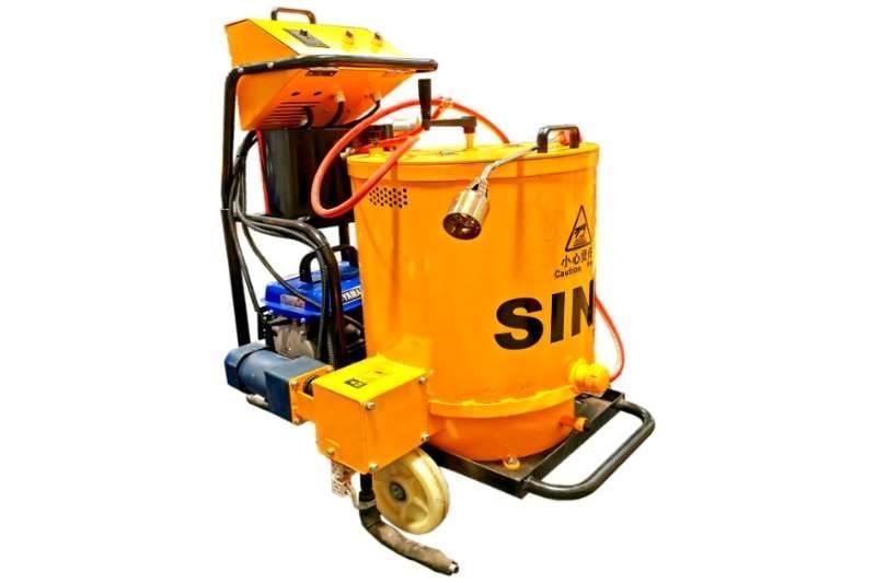 Sino Plant Hot Tar Caulking Machine