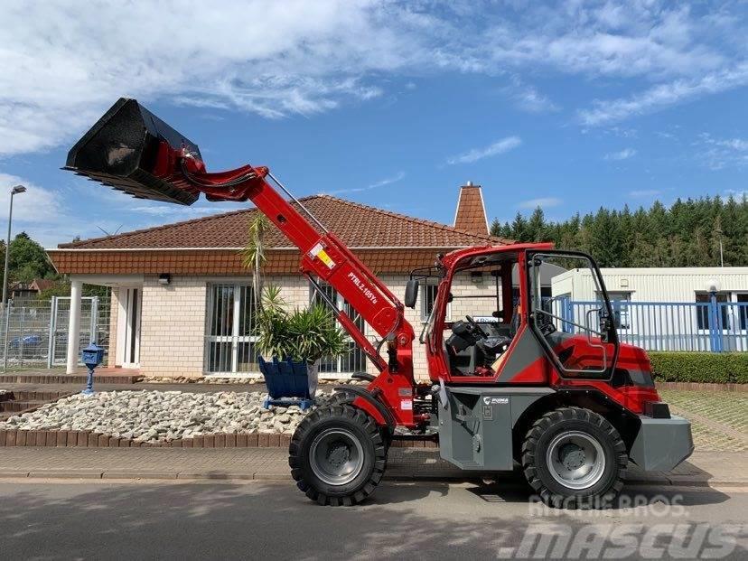 Puma Teleskop- Radlader TRL2