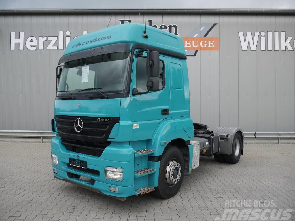 Mercedes-Benz Axor 1835 LS, Kipphydraulik, Bl/Lu
