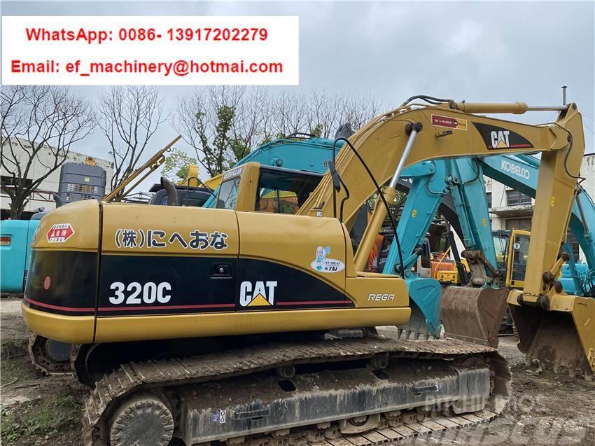 Caterpillar 320C  CAT 320D