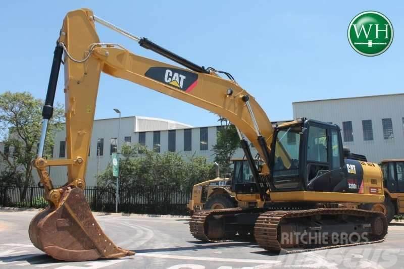 Caterpillar 320DL Excavator