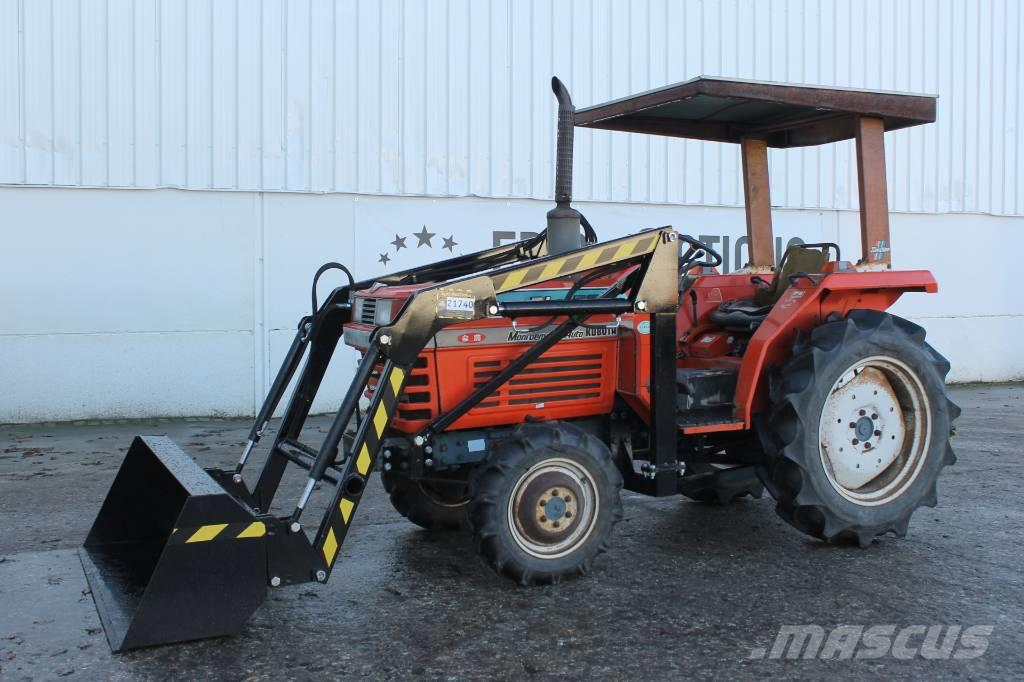Kubota ZL1-225 Sunshine Mini Tractor