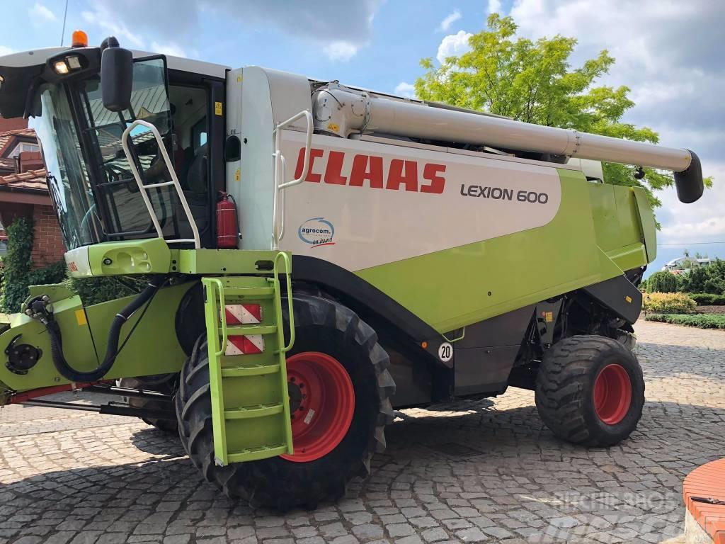 CLAAS Lexion 600