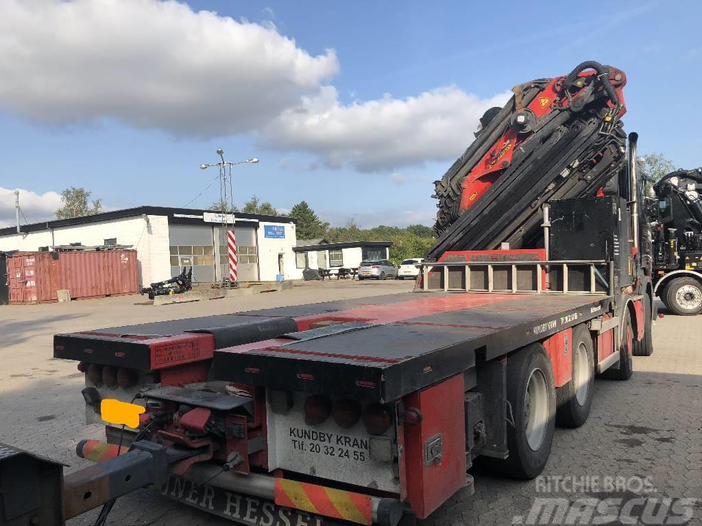 Scania R 560 LB