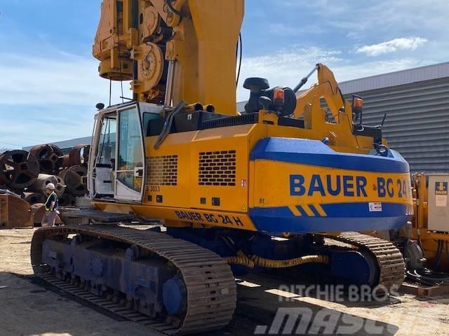 Bauer BG 24 H rig.plus