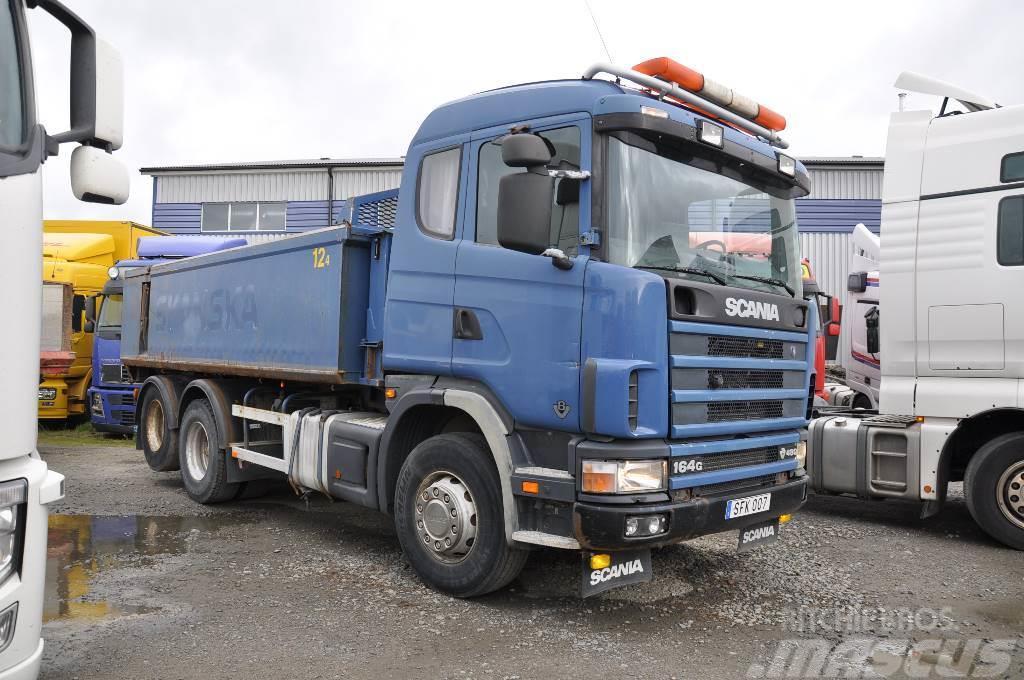 Scania 164 480 6X2