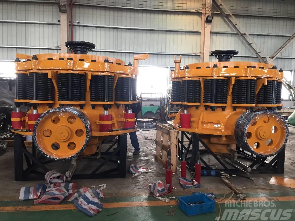 White Lai Stone Cone Crusher Manufacturer WLC1000