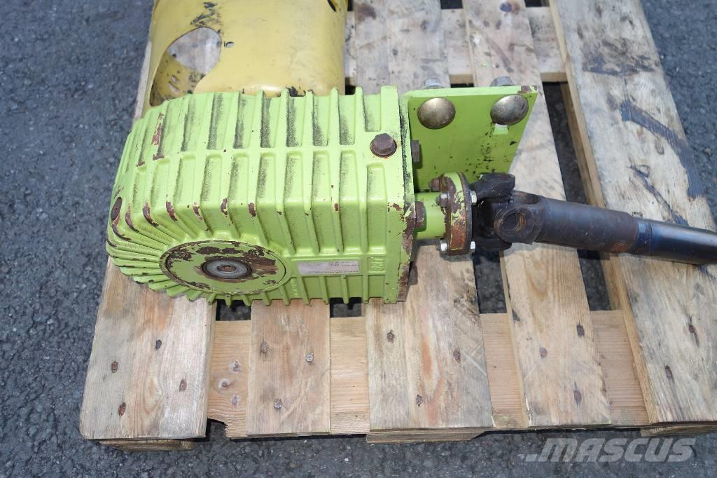 CLAAS Conspeed Oberes + Unteres Winkelgetriebe