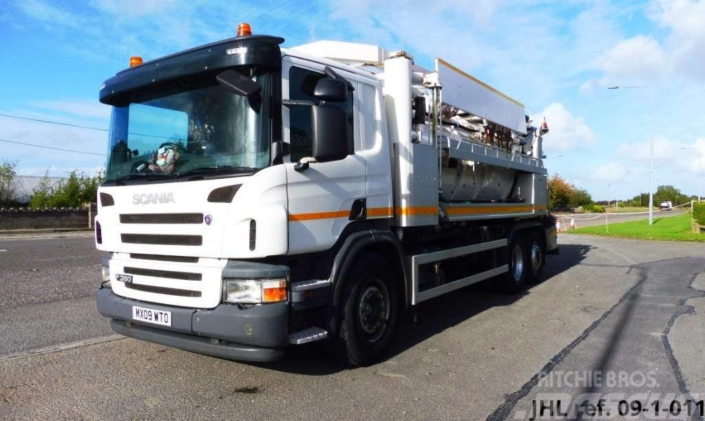 Scania RECYCLER 312 HVIDTVED LARSEN