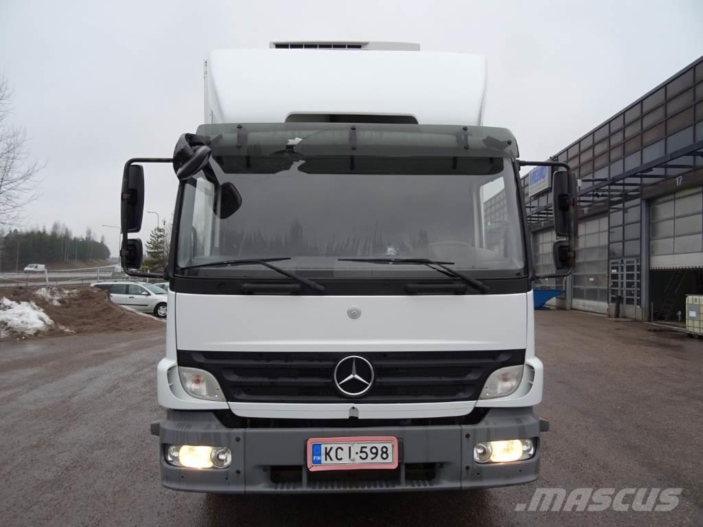 mercedes benz atego 1222l box body trucks price 14 051 year of manufacture 2008 mascus uk. Black Bedroom Furniture Sets. Home Design Ideas