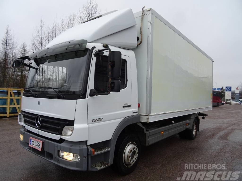 Mercedes-Benz ATEGO 1222L