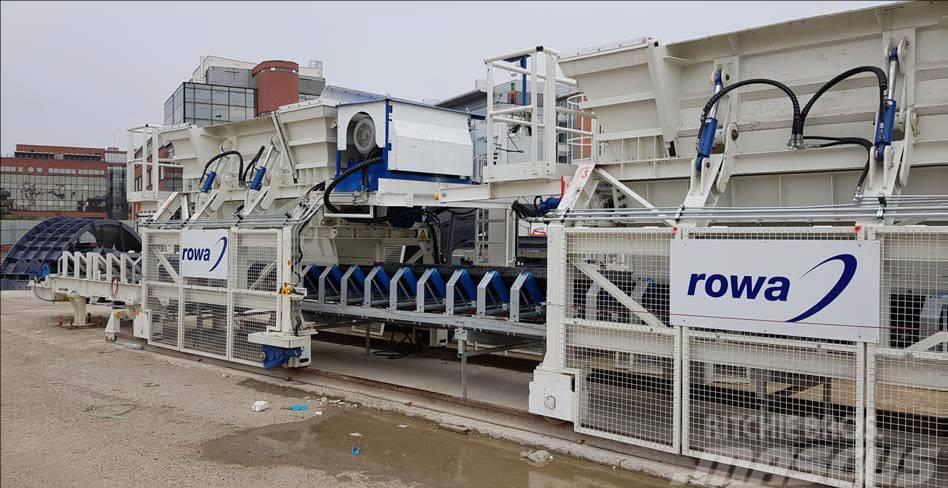 [Other] ROWA Trémie agitatrice mobile sur rail