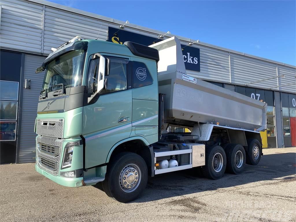Volvo FH16 650 8x4