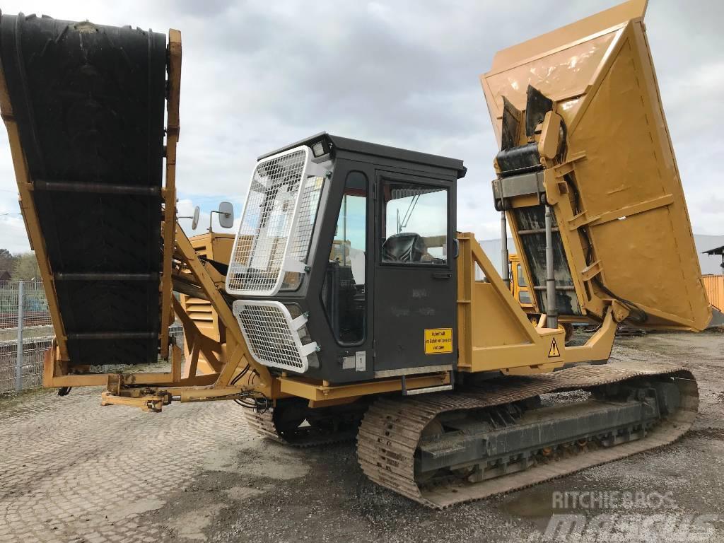 Mastenbroek Mastenbroek CT 12 H Crawler Cart Truck Drainage