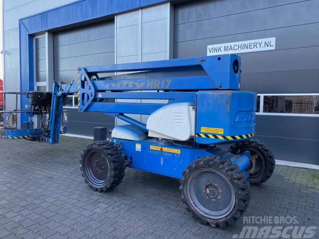 Niftylift HR 17 D 4x4 hoogwerker