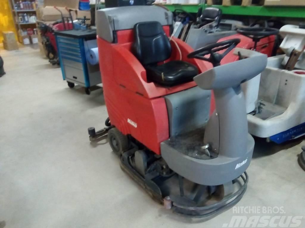 Hako B750 R põrandapesumasin kuivataja