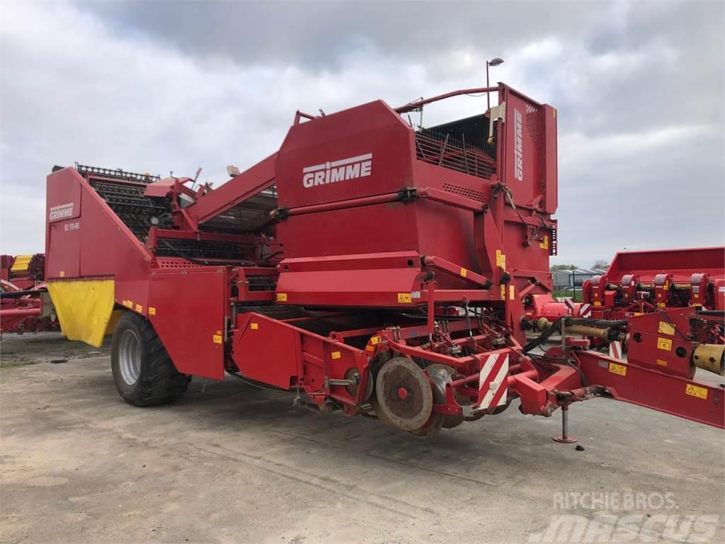 Grimme SE 170-60