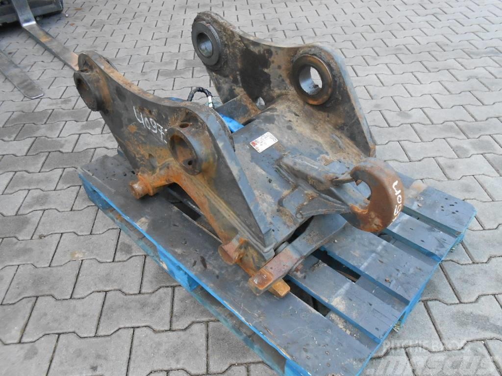 GP Equipment Gebruikte hydraulische snelwissel CW40