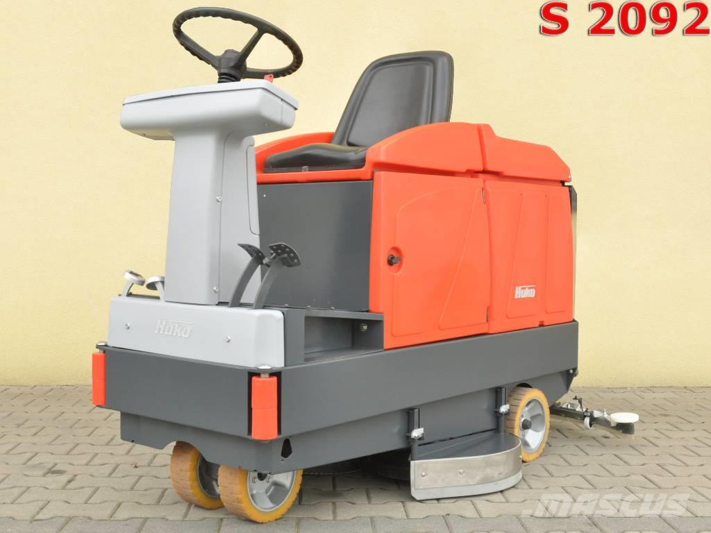 [Other] Scrubber dryer HAKO B 910