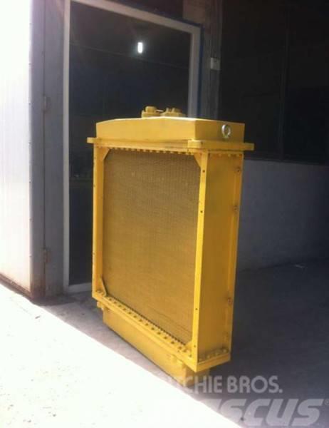 Shantui sd32 radiator assy