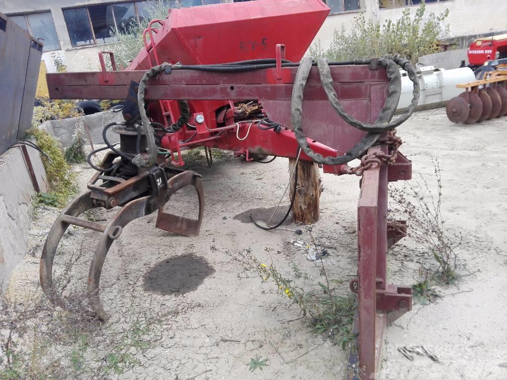 [Other] Erdészeti vonszoló rotátorral